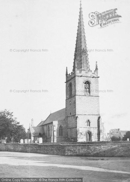 Photo of Balderton, St Giles Church 1890