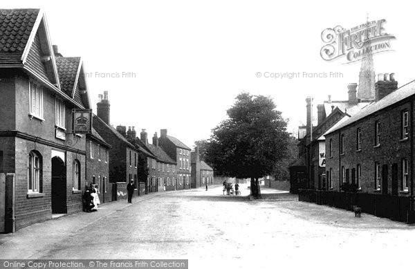 Photo of Balderton, The Village 1909