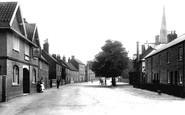 Balderton, The Village 1909