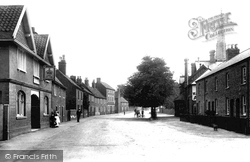 Balderton, The Village 1909