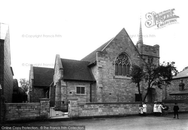 Photo of Balderton, The Wesleyan Chapel 1909