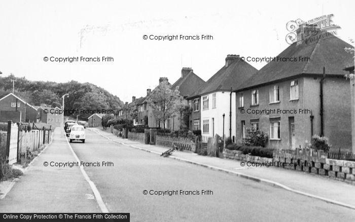 Photo of Baldock, Chiltern Road c.1960