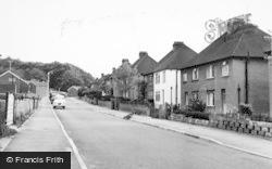 Baldock, Chiltern Road c.1960