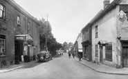 Baldock, Church Street 1925