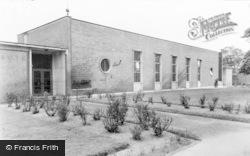 Baldock, County Seconday School c.1955