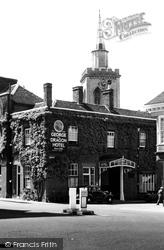 Baldock, George And Dragon Hotel c.1950
