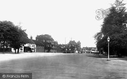 Baldock, High Street 1925