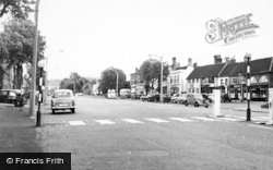 Baldock, High Street c.1960