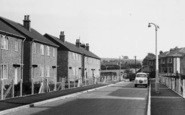 Baldock, Hopewell Road c.1955