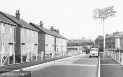 Baldock, Hopewell Road c.1955