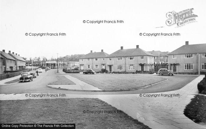 Photo of Baldock, St Mary's Way c.1960