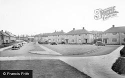 Baldock, St Mary's Way c.1960