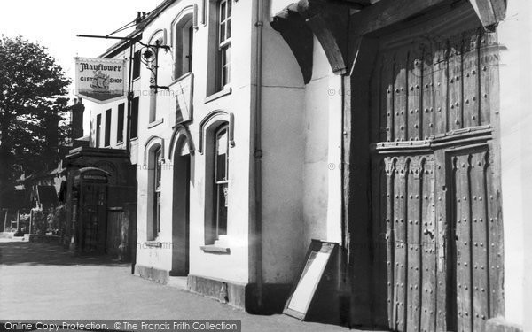 Photo of Baldock, The Gates c.1960