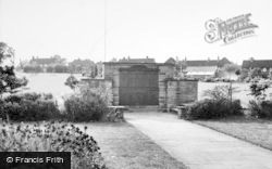Baldock, The Memorial And Recreation Grounds  c.1955