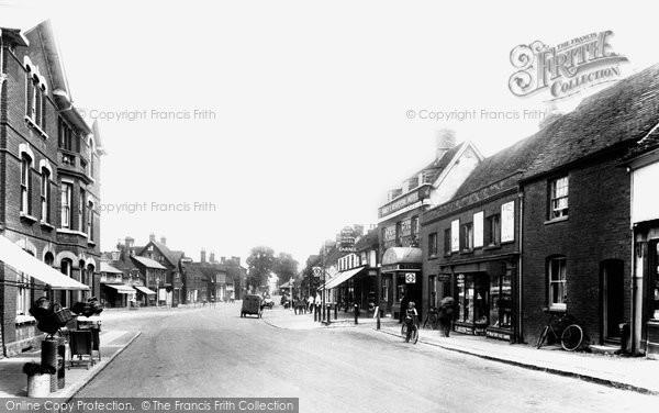 Baldock, White Horse Street 1925