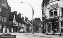 Baldock, White Horse Street c.1955