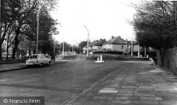 Balham, Atkins Road And Agnes Riley Gardens c.1960