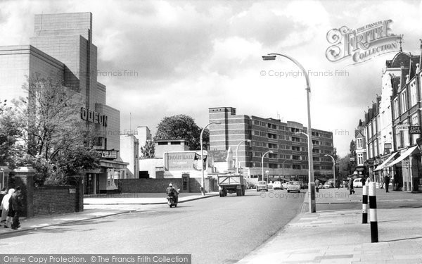 Photo of Balham, Balham Hill c.1965