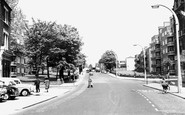 Balham, Balham Hill c1965