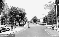 Balham, Balham Hill c.1965