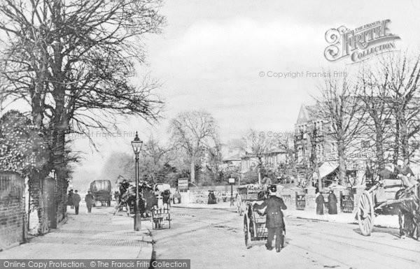 Photo of Balham, High Road c.1905