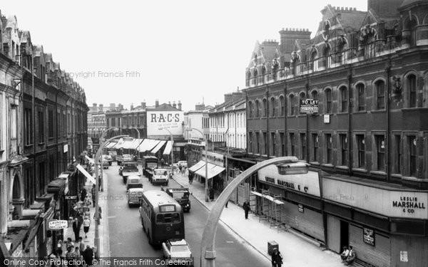 Photo of Balham, High Road c.1960
