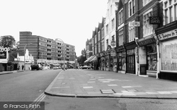 Balham, High Road c.1960