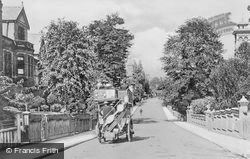 Balham, Nightingale Lane c.1905