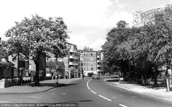 Photo of Balham, Nightingale Lane c1965