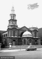 Balham, Parish Church Of St Mary c.1960