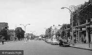 Balham, Shopping On High Road c.1960