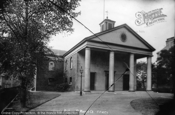 Photo of Balham, St Mary's Church 1898