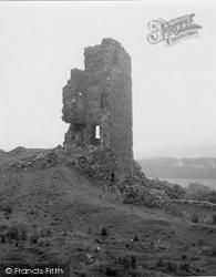 Ballantrae, Ardstinchar Castle 1951