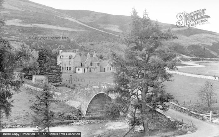 Photo of Ballater, Gairnshiel Lodge, Glen Gairn c.1935