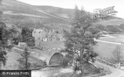 Ballater, Gairnshiel Lodge, Glen Gairn c.1935