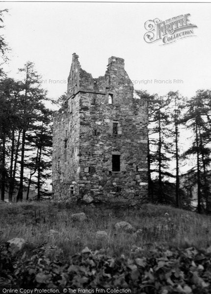 Photo of Ballater, Knock Castle 1950