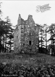 Ballater, Knock Castle 1950