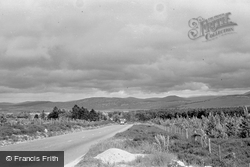 To Tornahaish Road 1961, Ballater