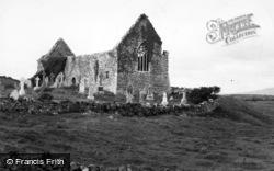 Ballinamore, Fenagh Abbey c.1950