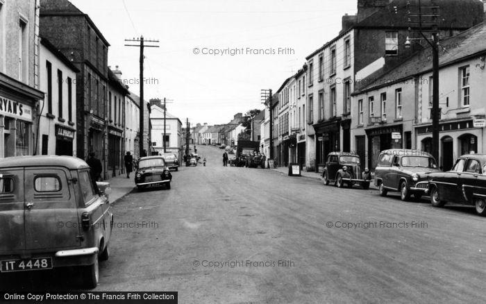Photo of Ballinamore, Main Street c.1955