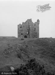 Ballone Castle, 1952