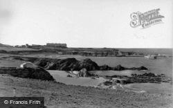 The Harbour And Pebble Beach, Malin Head c.1935, Ballyhillin