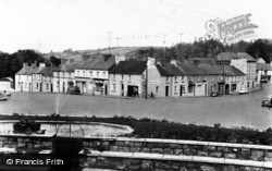 Ballyjamesduff, The Square c.1965