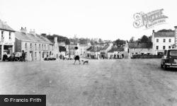Ballyjamesduff, Town Centre c.1960