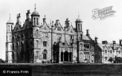 Ballymena, Glenarm Castle c.1890