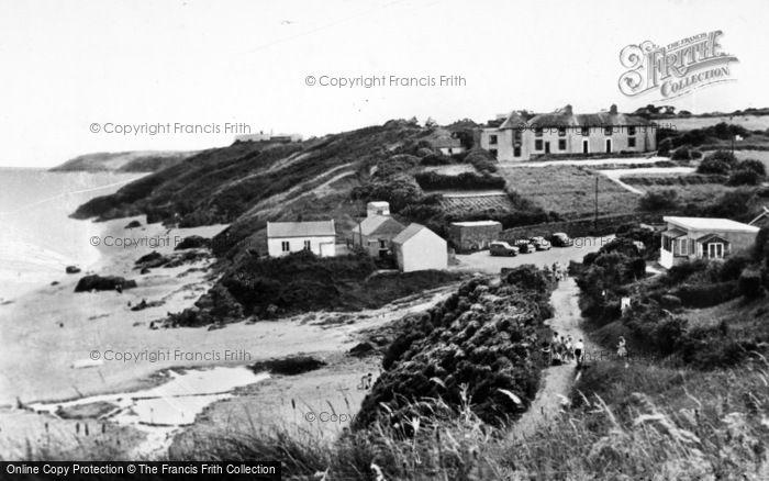 Photo of Ballymoney, General View c.1960