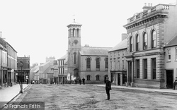 Ballymoney, High Street c.1900