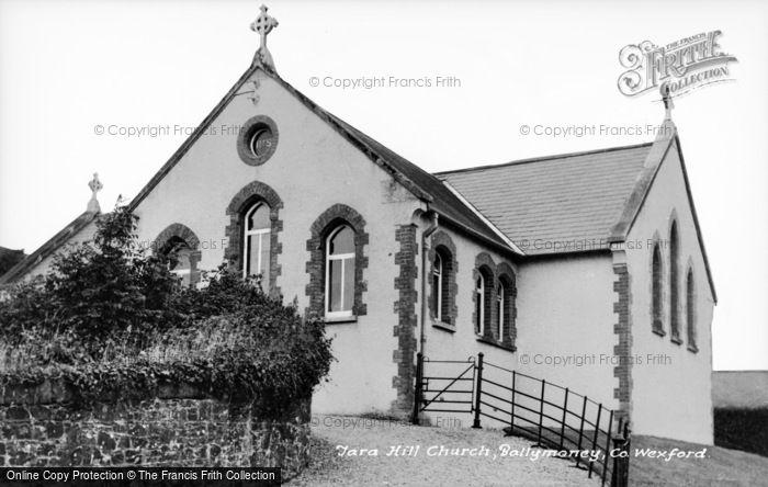Photo of Ballymoney, Tara Hill, St Kevin's Church c.1940
