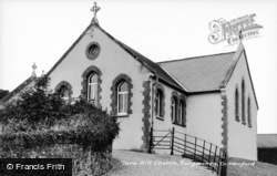 Tara Hill, St Kevin's Church c.1940, Ballymoney