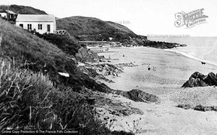 Photo of Ballymoney, The Beach c.1960